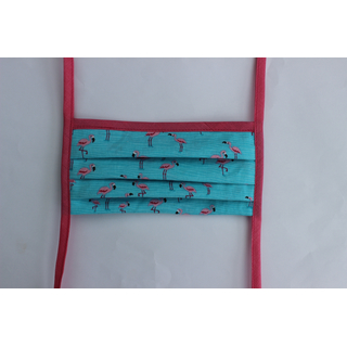 Kinder Flamingos blau-pink